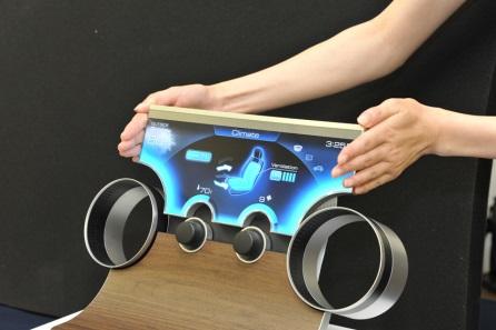 Wyświetlacze LCD w dowolnym kształcie?