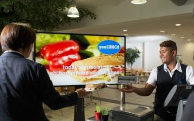 Sharp wprowadza na rynek profesjonalne monitory HD do zastosowań digital signage z wbudowanym odtwarzaczem multimedialnym USB