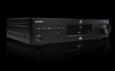 Sharp's new High Resolution Audio Player could spell the death of the A/V receiver